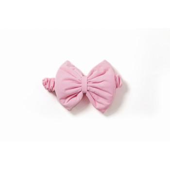 Декор Бантик в конверт Twins Bear & Velvet 7099-DB-08 pink, розовый