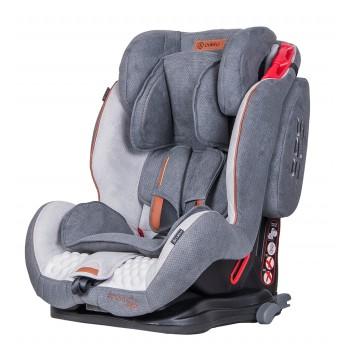 Автокресло Coletto Sportivo Isofix 9-36 9024-CSIs-10 grey, серый