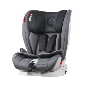 Автокресло Coletto Tessa Isofix 9-36 grey, серый