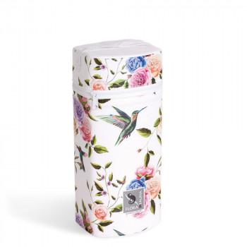 Термоупаковка Cebababy Jumbo Flora & Fauna W-005-099-546, Flores, белый / розовый