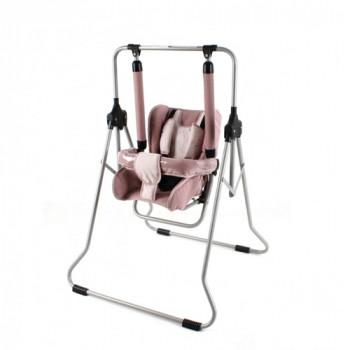 Качели Adbor N1 (со столиком) N1, 02 розовый