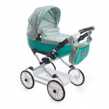 Коляска Broco Mini Avenu 2020 кукольная 09 мятный