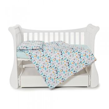 Сменная постель 3 эл Twins Comfort line 3054-C-064, Коалы, мятный