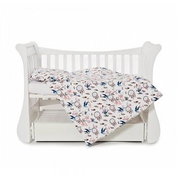 Сменная постель 3 эл Twins Comfort line 3054-C-069, Ловец снов, фиолетовый