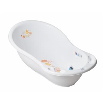 Ванная Tega FL-004 Фольк 86 см FL-004-103, white, белый