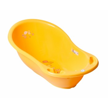 Ванная Tega FL-004 Фольк 86 см FL-004-113, yellow, желтый