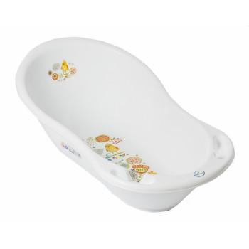 Ванная Tega FL-005 Фольк 102 см FL-005-103, white, белый