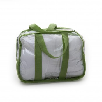 Набор сумок в родильный Twins 8000-3ел-06 green, зеленый