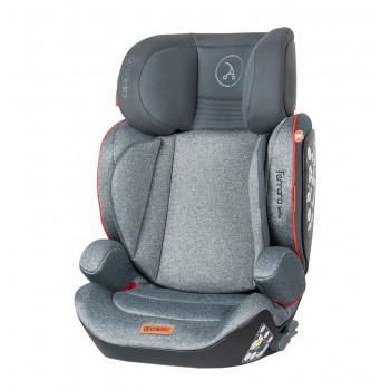 Автокресло Coletto Ferrara Isofix 15-36 9024-CFIs-10 grey, серый