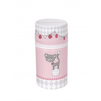 Термоупаковка Cebababy Mini Basic W-002-069-130, Котик розовый, розовый