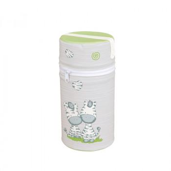 Термоупаковка Cebababy Mini Basic W-002-002-260, Зебра серая, серый