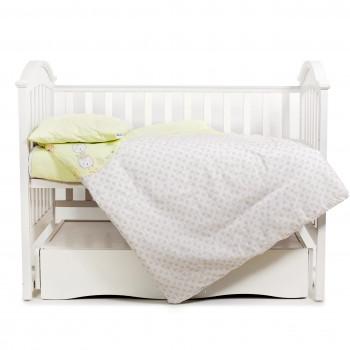 Сменная постель 3 эл Twins Comfort 3051-C-004, Котики мятный, мятный