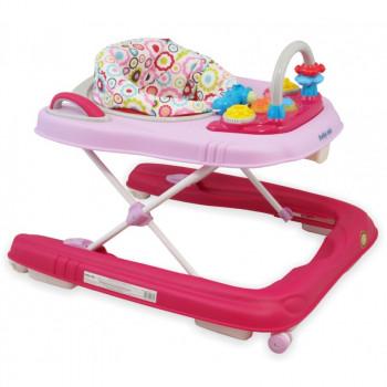 Ходунки Baby Mix 2w1 BG-0416 BG-0416 pink, pink, розовый