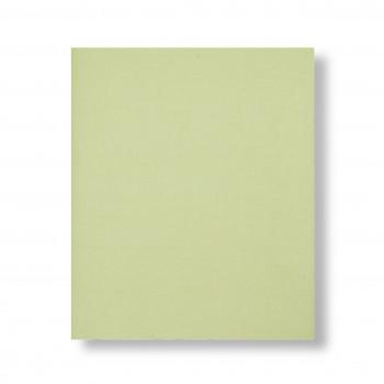 Простыня на резинке Twins 145x75 сатин 6012-06, green, зеленый