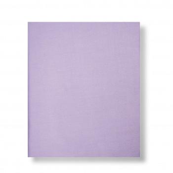 Простыня на резинке Twins 145x75 сатин 6012-11, violet, фиолетовый