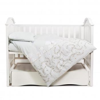 Сменная постель 3 эл Twins Sweet 3053-SW-015, Umka grey, серый