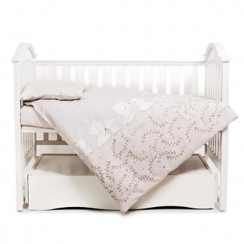 Сменная постель 3 эл Twins Sweet 3053-SW-016, Umka pink, розовый