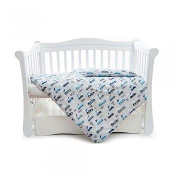Сменная постель 3 эл Twins Comfort line 3054-C-050, Турбо, серый
