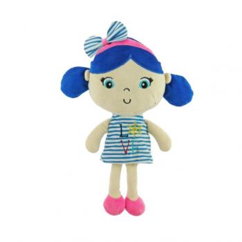 Плюшевая игрушка Baby Mix STK-18071 STK-18071 Girl, girl, мультиколир