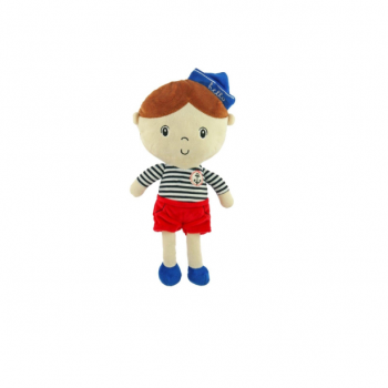Плюшевая игрушка Baby Mix STK-18071 STK-18071 Boy, boy, мультиколир