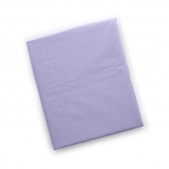 Простыня на резинке Twins 120x60 бязь 6010-03-11, violet, фиолетовый