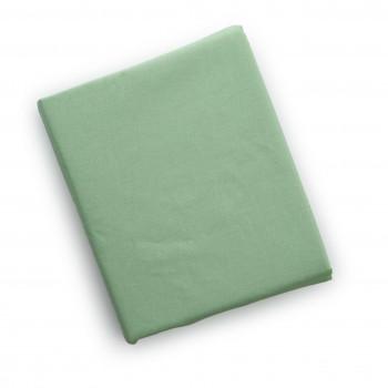 Простыня на резинке Twins 120x60 бязь 6010-05-19, green, салатовый