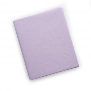 Простыня на резинке Twins 120x60 бязь 6010-06-08, pink, розовый