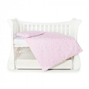 Сменная постель 3 эл Twins Dolce Insta 3060-DINS-08 pink, розовый