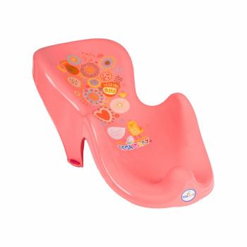 Горка для купания Tega FL-003 Фольк FL-003-114, peach, розовый