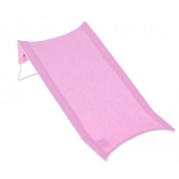 Горка для купания Tega DM-015 махровая DM-015-136, pink, розовый
