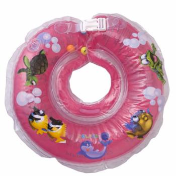 Круг для купания Дельфин 1111-KD-08 pink, розовый