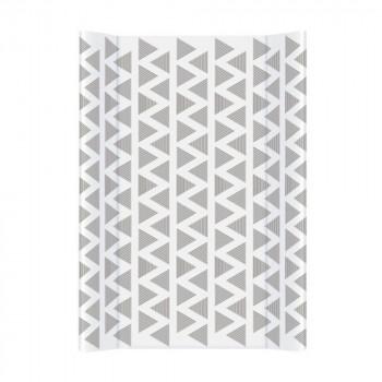 Пеленальная доска Cebababy 50x70 Basic line Triangle, мультиколор