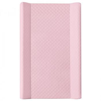 Пеленальная доска Cebababy 50x80 Caro soft W-112-079-137, pink, розовый