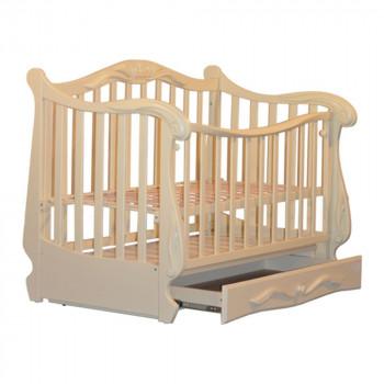 Кровать Колисаны Корона слоновая кость, бежевый