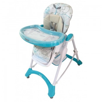 Стул Baby Mix YQ-198 YQ-198 blue, blue, голубой