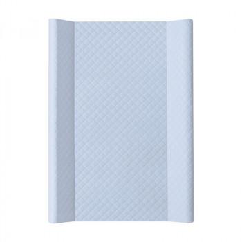Пеленальная доска Cebababy 50x70 Caro W-200-079-160, blue, голубой