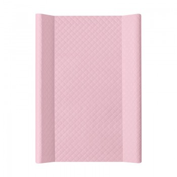 Пеленальная доска Cebababy 50x70 Caro W-200-079-137, pink, розовый
