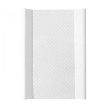 Пеленальная доска Cebababy 50x70 Caro W-200-079-101, white, белый