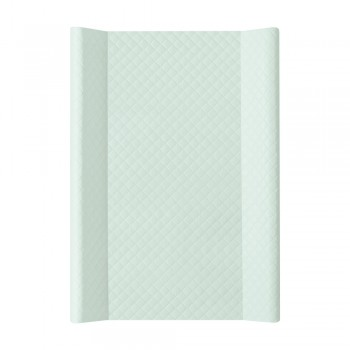 Пеленальная доска Cebababy 50x70 Caro W-200-079-157, mint, мятный