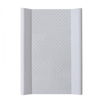 Пеленальная  доска Cebababy 50x70 Caro W-200-079-260, grey, серый