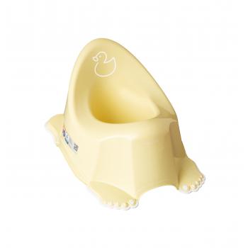 Горшок Tega DK-001 Уточка без музыки DK-001-132, yellow, желтый