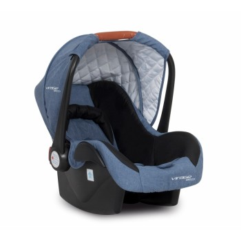 Автокрісло EasyGo Virage Ecco 9024-EGVE-09, denim, джинсовий
