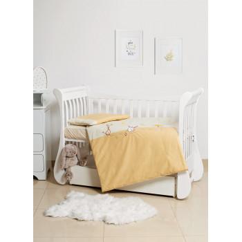 Сменная постель 3 эл Twins Limited 3099-TL-001-02, Leo, бежевый