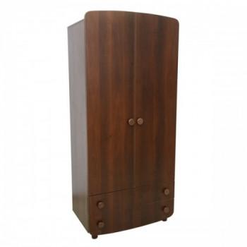 Шкаф Верес №1 28.1.10.03, орех, коричневый