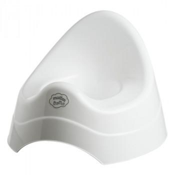 Горшок Maltex Classic 0929 white, белый