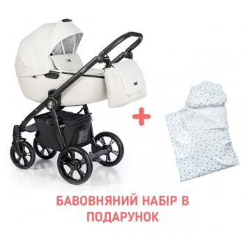 Коляска 2 в 1 Roan Esso Neutral Hazel, бежевий
