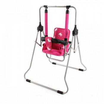 Качели Adbor Luna (с барьером) 9020-ALN-08, 08, розовый