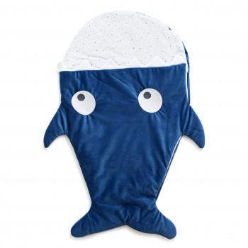 Спальный мешок Twins Акулка 9099-TA-09, dark blue, синий
