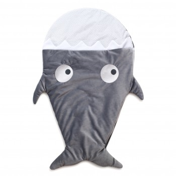 Спальный мешок Twins Акулка 9099-TA-10, grey, серый