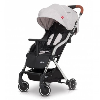 Коляска Euro-Cart Spin grey fox, серый